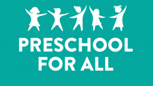 Preschool for All Logo