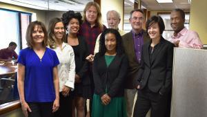 The Multnomah County Communications team