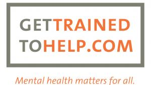 Get Trained to Help logo