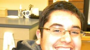 Jose Lopez-Delgado smiling at camera