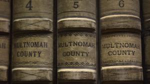 County recording books