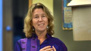 Representative Alissa Keny-Guyer, 2018 winner of the HILLTOP Award for Public Official Achievement