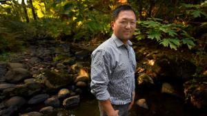Roy Iwai of the County's Water Quality Program