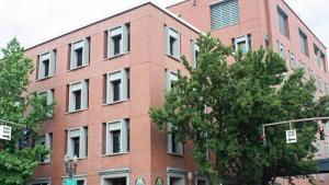 Multnomah building exterior