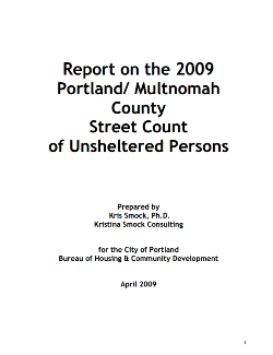 2009 Point-in-Time report