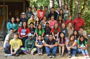 2014-15 MYC Retreat Group Photo