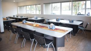 New eating area at the Willamette Center