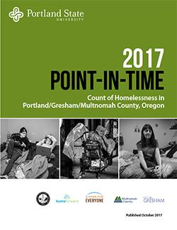 2017 Point-in-Time Count cover