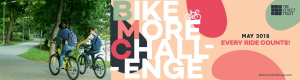 2018 Bike Month - Every Ride Counts