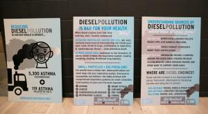Neighbors for Clean Air teamed up with the Green Energy Institute for the discussion on Deconstructing Diesel