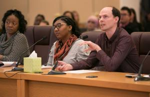 Jay Higgins, a transportation planner with the City of Gresham, talks about REACH