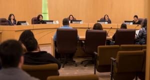 The Board of Commissioners will have a third budget hearing May 16, 2018.