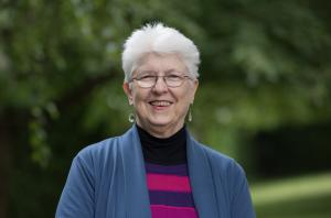 Linda Weinman, winner of the 2018 HILLTOP Award for Individual Achievement