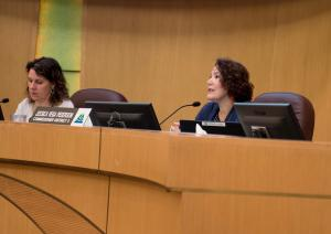 Commissioner Jessica Vega Pederson worked on clean air as a state representative in Salem