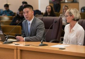 Huy Ong, executive director of the environmental Justice nonprofit OPAL, challenges county to act boldly.