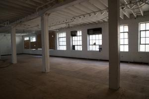 The upper floors of the behavioral health resource center will provide space for shelter and transitional housing