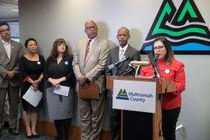 Carmen Rubio, executive director of Latino Network said the nonprofit serves more than 7200 families in Multnomah & Washington counties — services that are funded based on data provided through the U.S. Census.