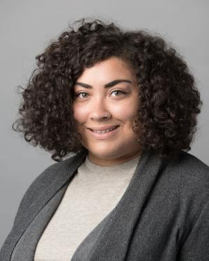 Community Involvement Coordinator Olivia Kilgore