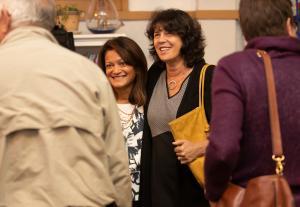 Commissioners Susheela Jayapal and Sharon Meieran