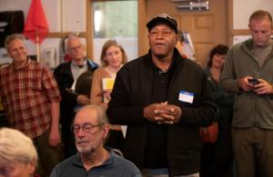 Longtime residents shared their concerns.