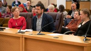 John Talberth, executive director at the Center for Sustainable Economy, asked the County to act swiftly