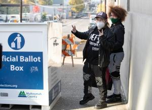 The next election in Multnomah County is the May 18, 2021 Special District Election. This election includes contests for positions on your local school board, community college, education service district, rural fire district and water district.