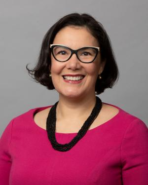 Commissioner Jessica Vega Pederson was sworn in Thursday, Jan. 7, 2021, for her second term representing Multnomah County's Third District serving southeast Portland between SE Cesar Chavez Boulevard and SE 148th Avenue.