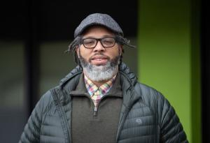 Justice Rajee, is a longtime employee of POIC + Rosemary Anderson High School. He is also the Community Healing Initiative Elevate Program Manager.