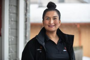 Alejandra Galindo, Community Healing Initiative Program Manager at Latino Network.