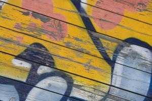 photo of grafitti