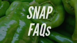 Food Stamp Questions