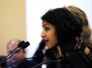 Rujuta Gaonkar, county health equity initiative manager