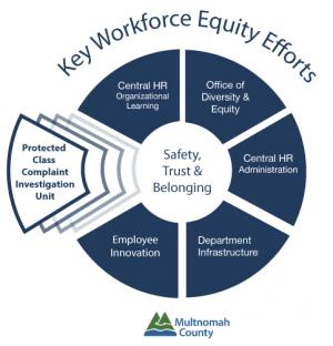 Workforce Equity Map Protected Class Complaint Investigations Unit