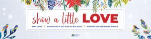 Show a Little Love web banner