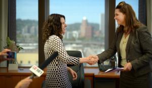 Deborah Kafoury becomes Multnomah County Chair