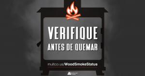 Check Before You Burn message for Facebook (Spanish)