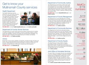 Page 2 of Guide to Multnomah County