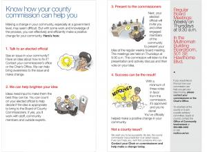 Page 4 of Guide to Multnomah County
