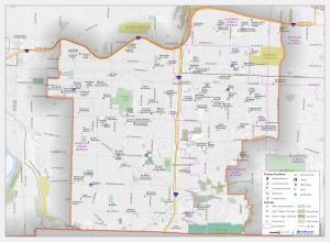 District 3 Map