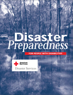 Cover image of Disaster Preparedness for People with Disabilities