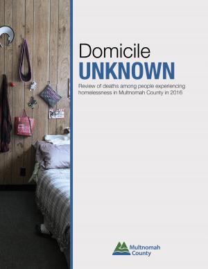 Jpg cover of Domicile Unknown 2016