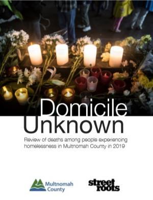 Domicile Unknown 2019