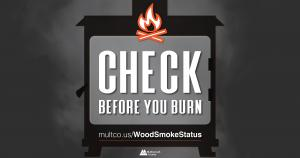 Check Before You Burn message for Facebook (English)