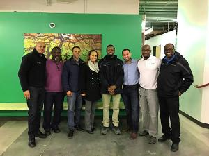Colas Construction 100 percent minority and family-owned business
