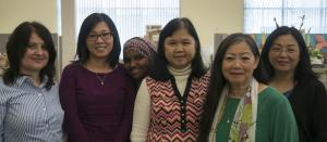 The Healthy Families team at IRCO works with more than 100 immigrant and Refugee families
