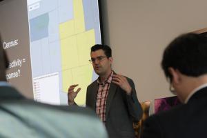 Jon Worona, Multnomah County Library Director of Strategic Content