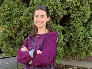 Olivia Cleaveland portrait