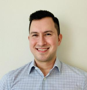 Image of Multnomah County Auditor Intern Cesar Lujan.