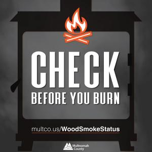 Check Before You Burn message for Instagram (English)