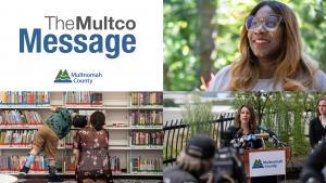 July MultCo Message thumbnail